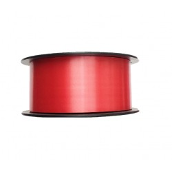 Ruban Lisse rouge 50mm / 100 Yards