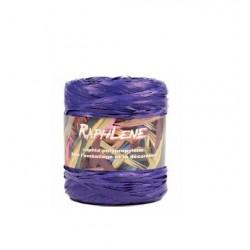 Raphia Synthétique Pivoine / 200 Mètres