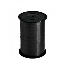 Bolduc satiné Noir 10 mm / 250 Mètres