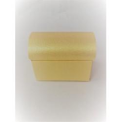 Boite carton Or 10x7x5.5 cm / 10 Pièces