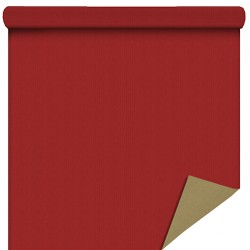 Kraft RV Rouge/or 80cm par 40 Mètres