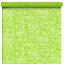 Tissus Intissé vert 80cm / 40 Mètres