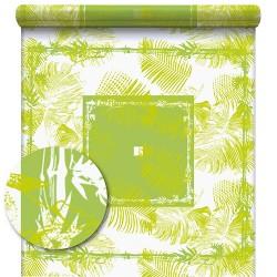 Foulard vert 80 cm / 40 Mètres