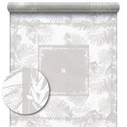 Foulard blanc 80 cm / 40 Mètres