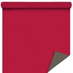 OFFSET Rouge/Taupe 80cm / 50 mètres