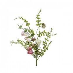 Fleurs séchées artificielle 45cm